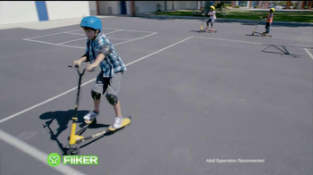 Yvolution Fliker Scooters TV Spot - Thumbnail 4