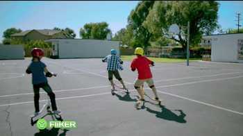 Yvolution Fliker Scooters TV Spot - Thumbnail 5