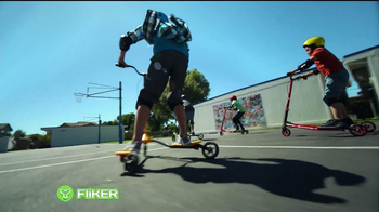 Yvolution Fliker Scooters TV Spot - Thumbnail 6