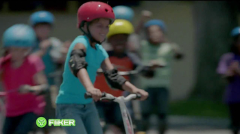 Yvolution Fliker Scooters TV Spot - Thumbnail 7