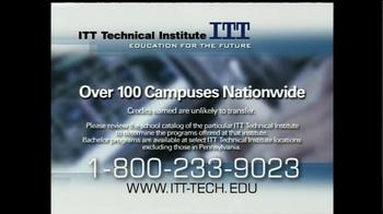 ITT Technical Institute TV Spot 'Baseball Player' - Thumbnail 7