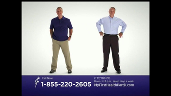 First Health Part D TV Spot - Thumbnail 1