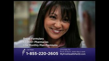 First Health Part D TV Spot - Thumbnail 10