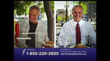 First Health Part D TV Spot - Thumbnail 2