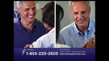 First Health Part D TV Spot - Thumbnail 3