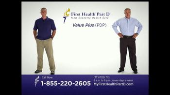 First Health Part D TV Spot - Thumbnail 4