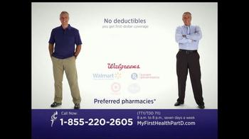 First Health Part D TV Spot - Thumbnail 5