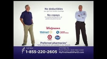 First Health Part D TV Spot - Thumbnail 6