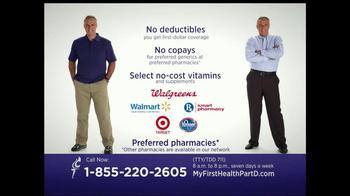 First Health Part D TV Spot - Thumbnail 7