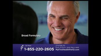 First Health Part D TV Spot - Thumbnail 8