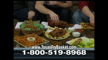 Texas Fry Basket TV Spot - Thumbnail 6
