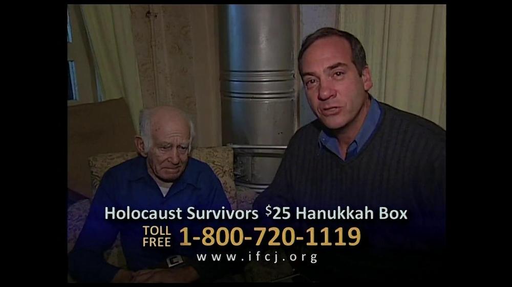 IFCJ TV Commercial, 'Hanukkah Box'