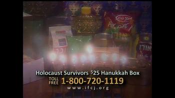 IFCJ TV Spot, 'Hanukkah Box' - Thumbnail 8