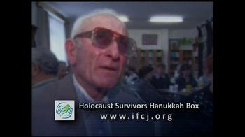 IFCJ TV Spot, 'Hanukkah Box' - Thumbnail 3