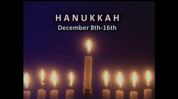 IFCJ TV Spot, 'Hanukkah Box' - Thumbnail 4