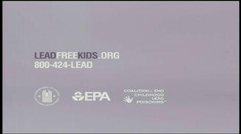Lead Free Kids TV Spot, 'Lead Paint' - Thumbnail 10