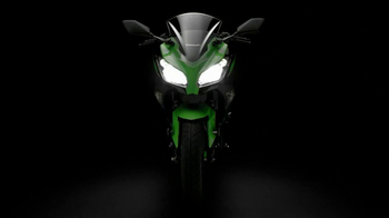 Kawasaki Ninja 300 TV Spot