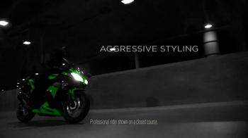 Kawasaki Ninja 300 TV Spot  - Thumbnail 4