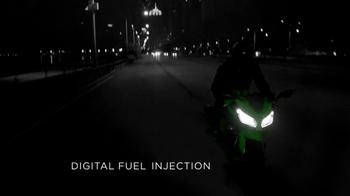 Kawasaki Ninja 300 TV Spot  - Thumbnail 6