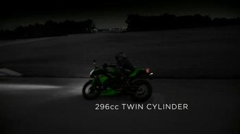Kawasaki Ninja 300 TV Spot  - Thumbnail 8
