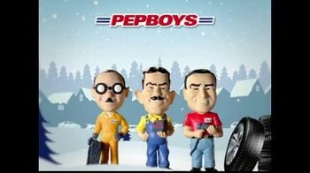PepBoys Winter Dollar Days TV Spot