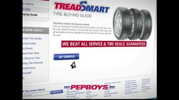 PepBoys Winter Dollar Days TV Spot  - Thumbnail 5