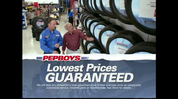 PepBoys Winter Dollar Days TV Spot  - Thumbnail 7