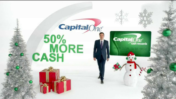 Capital One TV Spot, 'Holiday Bribes' Featuring Jimmy Fallon - Thumbnail 1