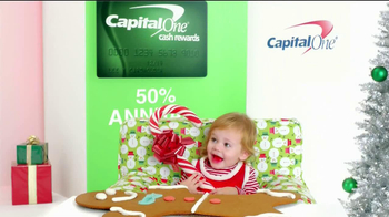 Capital One TV Spot, 'Holiday Bribes' Featuring Jimmy Fallon - Thumbnail 3