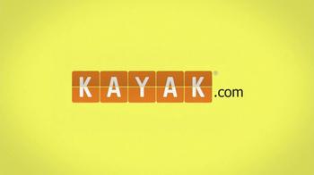 Kayak TV Spot, 'Hourglass' - Thumbnail 4