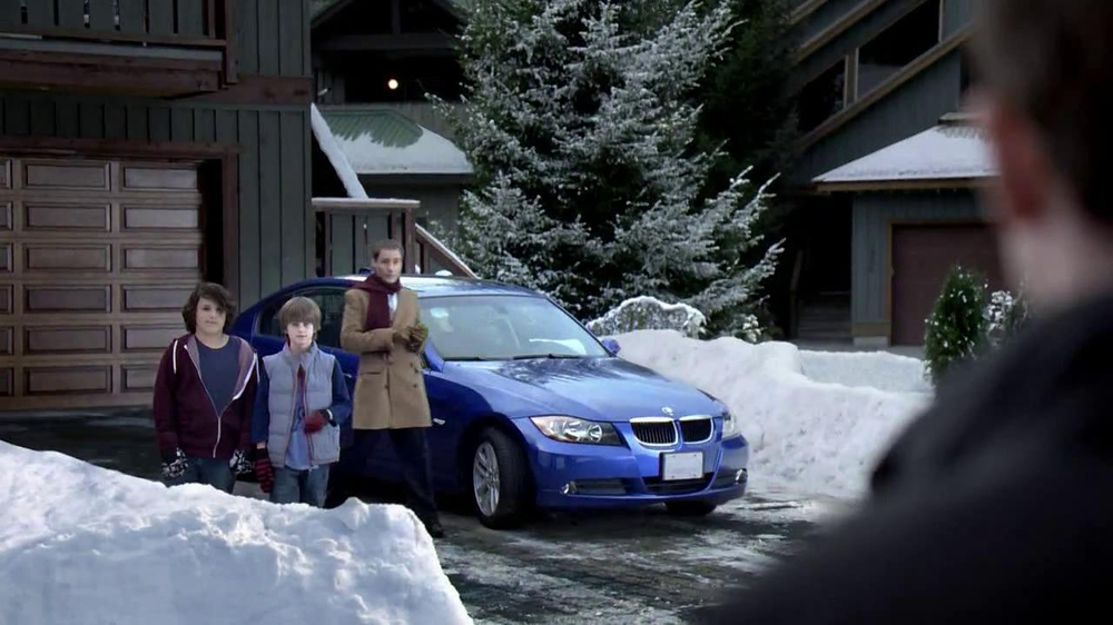 Infiniti Qx60 For Sale >> Infiniti G37 TV Commercial, 'Snowball Fight' Featuring ...