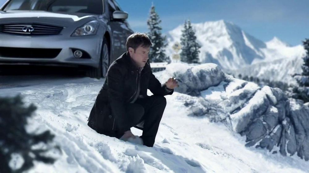Infiniti G37 TV Commercial, 'Snowball Fight' Featuring ...