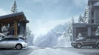 Infiniti G37 TV Spot, 'Snowball Fight' Featuring Henry Rollins - Thumbnail 7