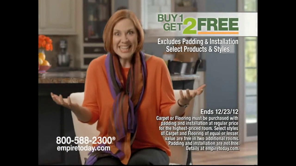 Pleasing Empire Today Buy 1 Get 2 Free Sale Tv Commercial Video Interior Design Ideas Inamawefileorg