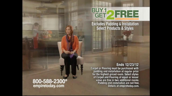 Empire Today Buy 1, Get 2 Free Sale TV Spot  - Thumbnail 2