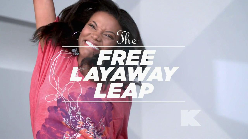 Kmart TV Commercial, \'The Free Layaway Leap\' - iSpot.tv