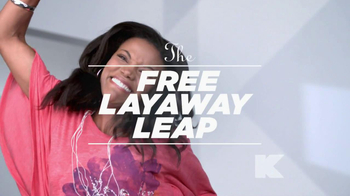 Kmart TV Spot, 'The Free Layaway Leap' - Thumbnail 4