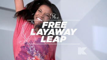 Kmart TV Spot, 'The Free Layaway Leap'