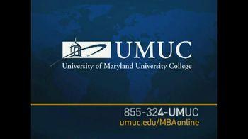 University of Maryland University College TV Spot, 'Skills'