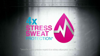 Secret Clinical Strength TV Spot, 'Stress Sweat' - Thumbnail 9