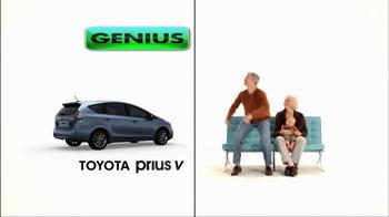 Toyota Prius V TV Spot, 'Family' - Thumbnail 8