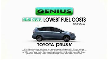 Toyota Prius V TV Spot, 'Family' - Thumbnail 5