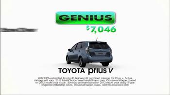 Toyota Prius V TV Spot, 'Family' - Thumbnail 6