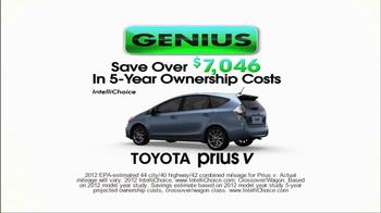 Toyota Prius V TV Spot, 'Family' - Thumbnail 7