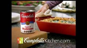 Campbell's Green Bean Casserole TV Spot, 'That Time of Year' - Thumbnail 6