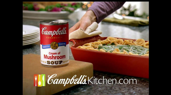 Campbell's Green Bean Casserole TV Spot, 'That Time of Year' - 278 commercial airings