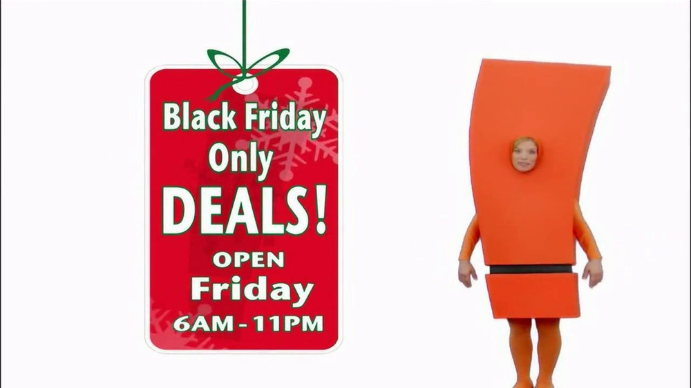 Big Lots One Day Deals Tv Commercial This Friday Ispot Tv