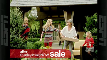 Belk After Thanksgiving Sale TV Spot