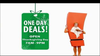 Big Lots One Day Deals TV Spot 'Eat Faster' - 57 commercial airings