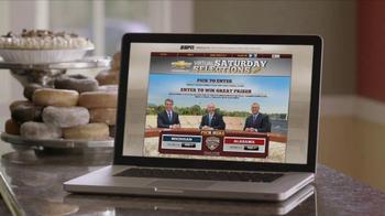 ESPN Virtual Saturday Selections TV Spot Featuring Lee Corso - Thumbnail 7